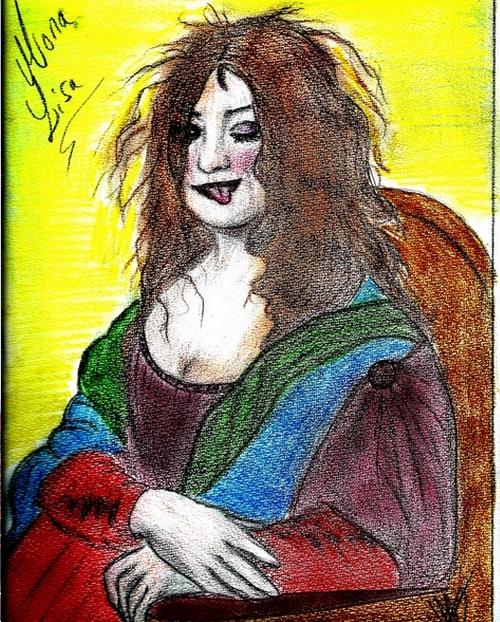 Mona Lisa por isabella1988